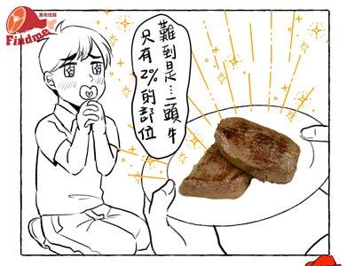 【買肉知識+】你…吃過角尖牛排嗎?