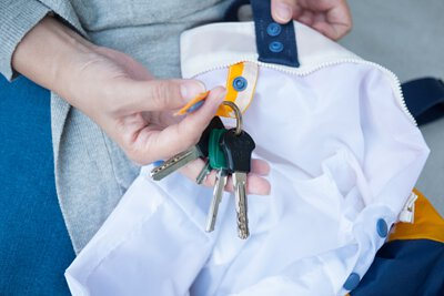 獨立鑰匙釦
