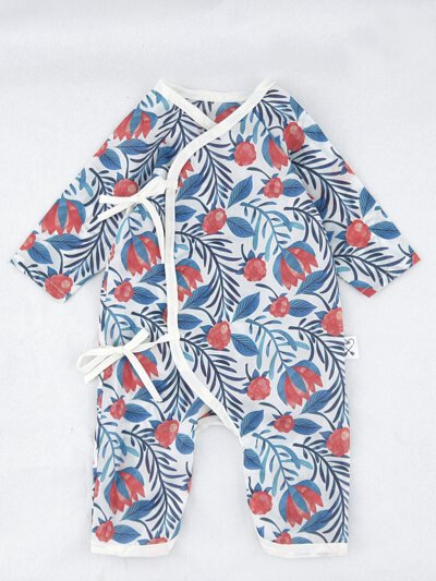 早產兒衣服,早產兒連身衣,早產兒蝴蝶衣,伸仁紡織