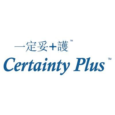certainty-plus