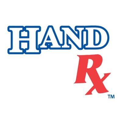 HAND RX 酒精搓手液