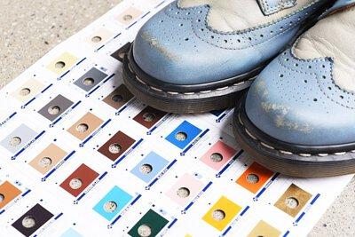 馬汀鞋整理保養補色