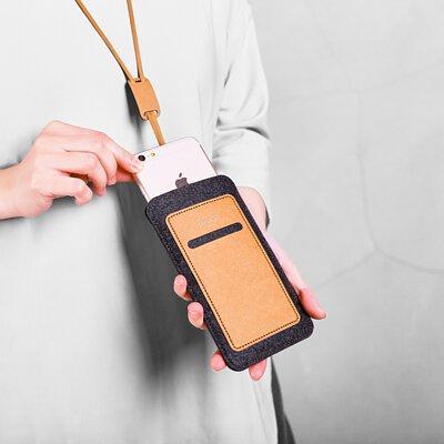 直式手機套