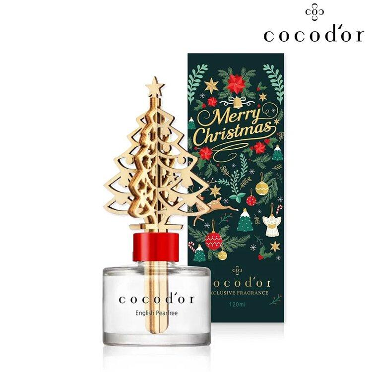 【2020 聖誕樹限定版】韓國 Cocodor 室內精油擴香瓶 120ml 多種香味