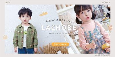 "<img src=""JAYBEE-Kids Garments-brands.jpeg"" title=""LA CHOBE中童裝秋冬形象圖"">"