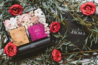 香氛蠟燭,禮盒