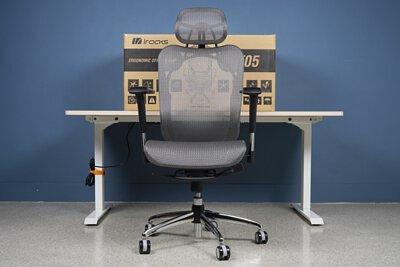 i-Rocks T05 人體工學辦公椅