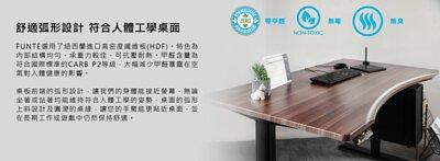 funte電動升降桌板,升降桌,站立工作桌,桌板客製化,桌板尺寸訂製