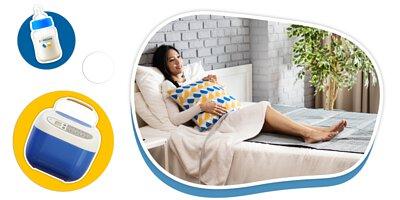 產後舒緩 產婦保暖 遠離受寒
