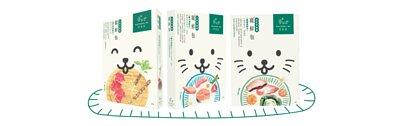 真正針對貓咪需求,  用心設計的專用鮮食包.寵物鮮食,貓鮮食,貓腎臟病,貓咪主食罐推薦,濕食