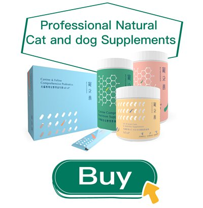 100% Natural treats for cats and dogs