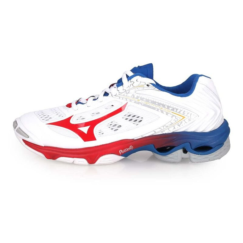 mizuno womens volleyball shoes size 8 x 4 high speed jump