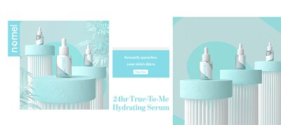 24hr True-To-Me Hydrating Serum NOW RESTOCK!