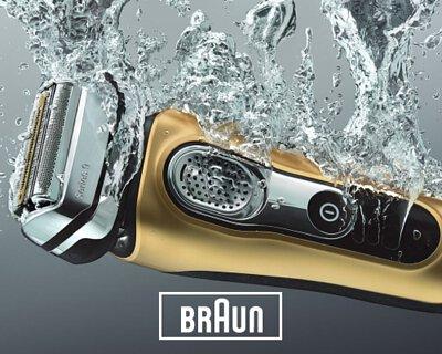 BRAUN,電鬍刀,德國百靈
