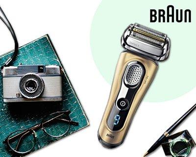 braun,百靈,電鬍刀,刮鬍刀