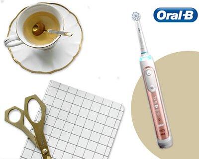 oralB,歐樂B,百靈,電動牙刷,牙刷