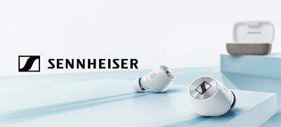 Sennheiser,森海塞爾,音樂耳機,真無線,監聽耳機,藍牙耳機,無線耳機,有線耳機