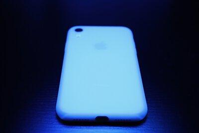 iPhone XR|UNIU|透明矽膠殼