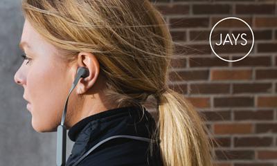 瑞典JAYS a-JAYS One/ a-Six/ t-Four/ m-Six 無線藍芽耳機/運動無線藍芽耳機