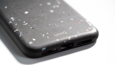 世界首創水泥保護殼,輕、薄而且防摔,UNIQ Slate X Seashell