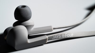 JAYS - t-Four Wireless 無線藍芽耳機,來自瑞典追求完美平衡的新勢力報到!