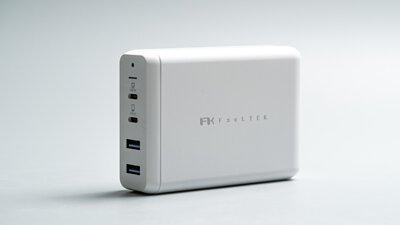 先別急著買mac充電器,Feeltek Mega 75W充電器讓你享受一抵四的高效快充!