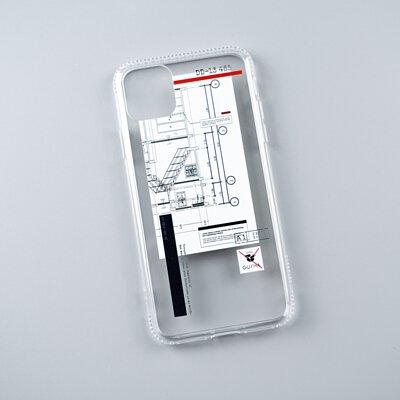 OVERDIGI X GUSHA 訂製款 + iMOS AGC 3D滿版玻璃保護貼