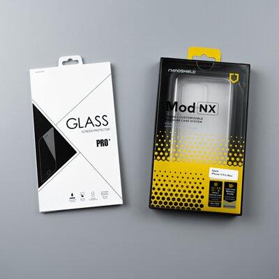 犀牛盾 Mod NX + 日本旭硝子非滿版玻璃保護貼