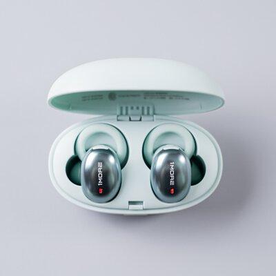 開箱1more-stylish-時尚真無線耳機