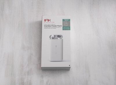 三個願望一次滿足!PD快充行動電源+AirPods 收納盒 +AirPods 15倍電力【FeeLTEK Power Capsule 】