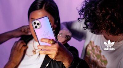 iphone手機殼-adidas
