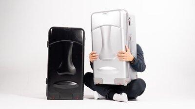 Stoner Design石人29吋運動旅行箱,365天設計研發,2019最吸睛的行李箱就這咖!