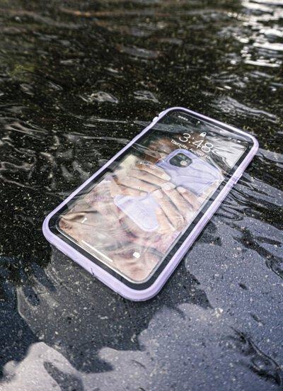 """「水塵摔雪」四防手機殼!沒在浮誇""""用生命保護你"""" - 開箱 LifeProof FRĒ iPhone 保護殼"""