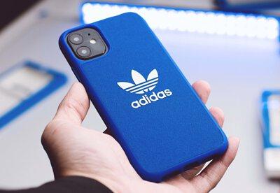 """運動潮人必備""""愛""""之味 - 開箱 adidas 經典系列 iPhone 保護殼"""