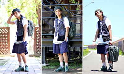 五種特色男包型不型,由你主宰獨特 Style!