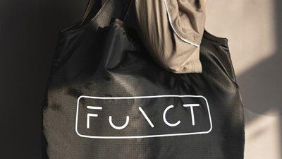 """嬸味掰!不將就""""減塑"""",愛地球也必須瀟灑 - FUNCT 購物袋"""