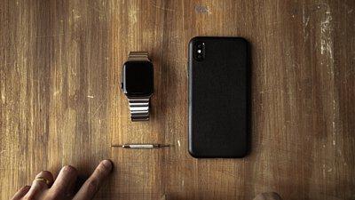 少即是多的慢時尚:開箱 LAUT LINKS 不鏽鋼 Apple Watch 錶帶
