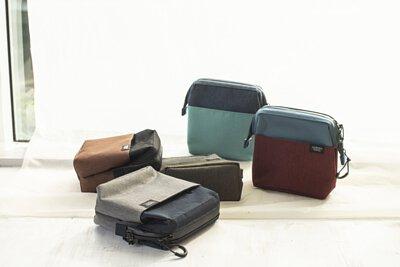 「提升工作儀式感」完整收納工作所需物品,現代人必備- Youboku Tokyo 機能小包開箱