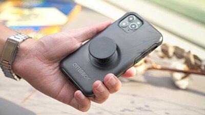 究極聯名!開箱 24 項測試過關「防摔支架」天作之殼 - OtterBox X 泡泡騷 iPhone 保護殼
