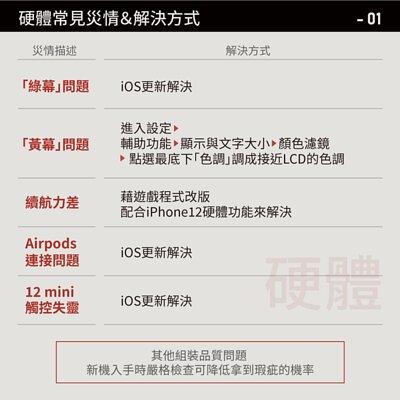 打破糾結之【iPhone 12 災情】綜合整理及分析