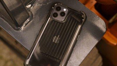 硬派哈扣玩家首選、來自美國的頂級防摔 Element Case Special Ops 手機殼開箱