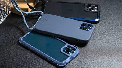 防心痛!SwitchEasy 抗衝擊+頸掛支援!運動、騎車不怕摔爆 iPhone 12