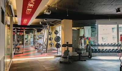 健築美學 專業的健身空間與器材