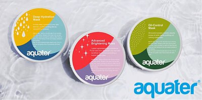 aquater|來自冰封一萬年的純淨保養力