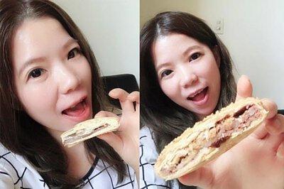 紅櫻花台灣Q餅