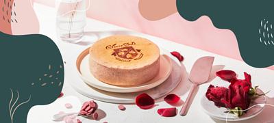 母親節蛋糕,南國玫瑰,南國玫瑰女王乳酪蛋糕,金馬指定甜點 ,世界麵包冠軍