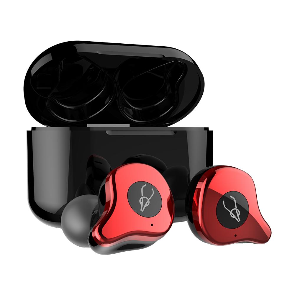 SabbatE12真無線入耳式藍牙耳機上視圖