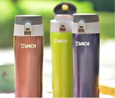 VACA,小牛角,保溫,水樽,真空保溫