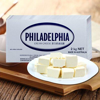 原物料介紹 卡夫菲力奶油乳酪