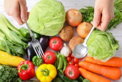 多吃蔬菜水果,體內環保更健康